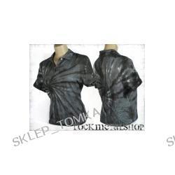 bluzka polo barwiona GREY MIX [KPOL-101] (sz) Underground Fashion