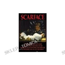 Plakat Scarface - table