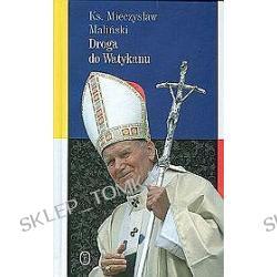 Droga do Watykanu (okładka twarda)