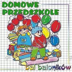 Domowe Przedszkole - Bal baloników