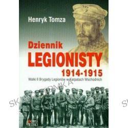 Dziennik legionisty 1914-1915