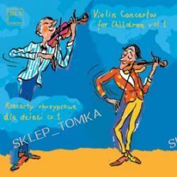 Koncerty skrzypcowe dla dzieci vol. 1