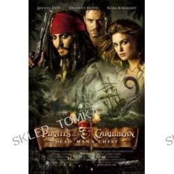 Piraci z Karaibów 2 - obsada wymiary: 61x91,5