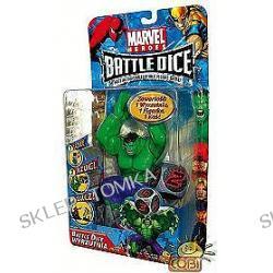 Battle Dice. Wyrzutnia kości - Hulk