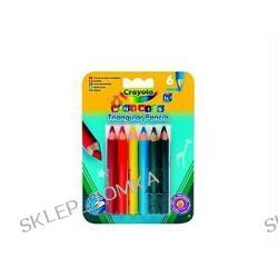 Kredki ołówkowe Mini Kids 6 szt.