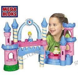 Mega Bloks Disney - Muzyczny Pałac Kopciuszka