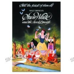 Plakat filmowy - Królowa śniegu i 7 krasnoludków, puzzle