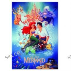 Plakat filmowy - Syrenka, puzzle