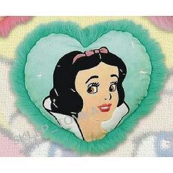 Poduszka w kształcie serca - Królewna Śnieżka