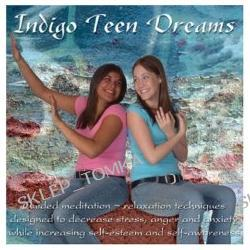 Indigo Teen Dreams: Guided Relaxation Techniques Designed to Decrease Stress, Anger and Anxiety while Increasing Self-esteem and Self-awareness (Indigo Dreams) (Audio CD)