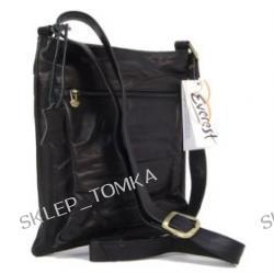 Everest Leather Messenger Cross-Body Bag