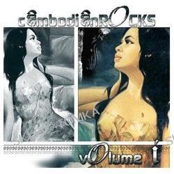 Cambodian Rocks Volume 1