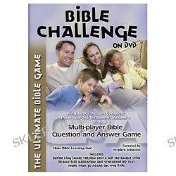 The Bible Challenge on DVD: King James Version Complete (New and Old Testament), Vol. 1 (2005)