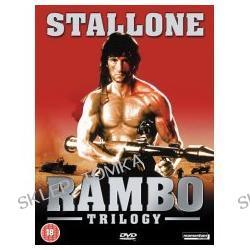 The Rambo Trilogy : First Blood / Rambo - First Blood 2 / Rambo 3 (3 Disc Box Set)