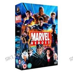 Marvel Heroes : X-Men / X-Men 2 / X-Men 3 The Last Stand / Elektra / Daredevil / Fantastic Four (6 Disc Box Set) [2006]