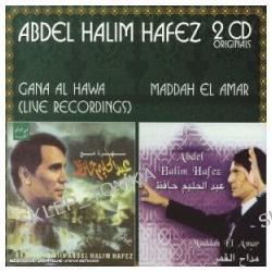 Gana il Hawa Live/Maddah el Amar [IMPORT]