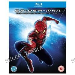Spider-Man Trilogy [Blu-ray] [2002]