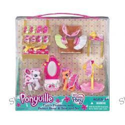 Ponyville - 2 kucyki z akcesoriami