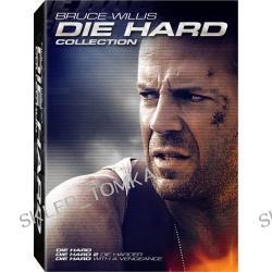 Die Hard Collection (Die Hard / Die Hard 2 - Die Harder / Die Hard with a Vengeance / Bonus Disc) (1988)