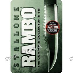 Rambo - The Complete Collector's Set (First Blood - Ultimate Edition / Rambo - First Blood Part II -Ultimate Edition / Rambo III - Ultimate Edition / Rambo - Special Edition) (1985)