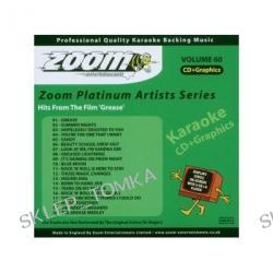 Zoom Karaoke CD+G - Platinum Artists 60: Grease