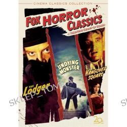 Fox Horror Classics Collection (The Lodger / Hangover Square / The Undying Monster) (1944)