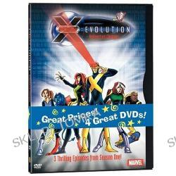 X-Men Evolution - Season 1 Collection (UnXpected Changes / Xplosive Days / X Marks the Spot / Xposing the Truth) (2000)