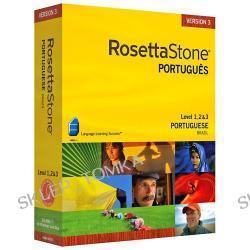 Rosetta Stone V3: Portuguese, Level 1, 2 & 3