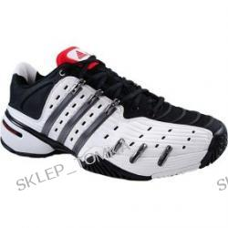 Adidas Barricade V Mens Tennis Shoes - 668325 White/Black/Red