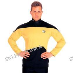 Star Trek The Next Generation Uniform Shirt Costume (Gold)