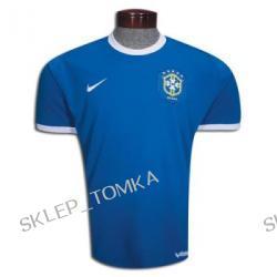 Nike 2006-2007 Brasil Away Short Sleeve Jersey