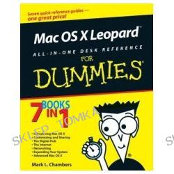Mac OS X Leopard All-in-One Desk Reference For Dummies (For Dummies (Computer/Tech)) (Paperback)