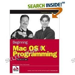 Beginning Mac OS X Programming (Paperback)