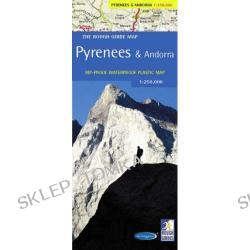 The Rough Guide to Pyrenees & andorra Map (Rough Guide Country/Region Map) [FOLDED MAP] (Map)