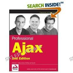 Professional Ajax, 2nd Edition (Programmer to Programmer) (Paperback)
