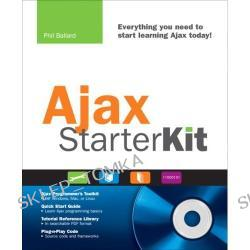 Ajax Starter Kit (Sams Teach Yourself) (Paperback)