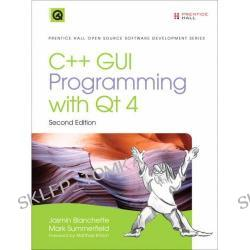 C++ GUI Programming with Qt 4 (2nd Edition) (Prentice Hall Open Source Software Development Series) (Hardcover)