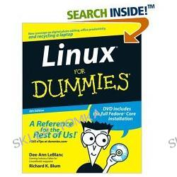 Linux For Dummies 8th Edition (Paperback)