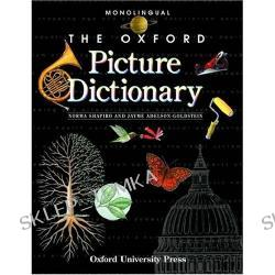 The Oxford Picture Dictionary: Monolingual Edition (Dictionary) (Paperback)