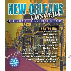 New Orleans Concert - The Music Of America's Soul [HD DVD & DVD Combo] [HD DVD] (2006)