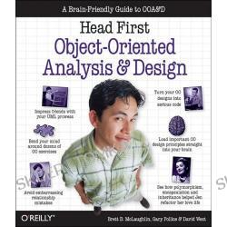 Head First Object-Oriented Analysis and Design: A Brain Friendly Guide to OOA&D (Head First) (Paperback)