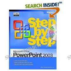 Microsoft® Office PowerPoint® 2003 Step by Step (Step by Step (Microsoft)) (Paperback)