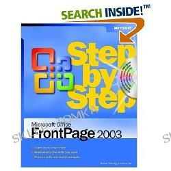 Microsoft® Office FrontPage® 2003 Step by Step (Step by Step (Microsoft)) (Paperback)