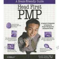 Head First PMP: A Brain-Friendly Guide to Passing the Project Management Professional Exam (Head First) (Paperback)