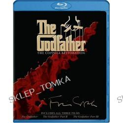 The Godfather Collection - Four-Disc Coppola Restoration (The Godfather / The Godfather Part II / The Godfather Part III) [Blu-ray] (1990)