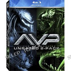 AVP - Alien vs. Predator / Aliens vs. Predator - Requiem (Unrated Two-Pack) [Blu-ray] (2004)
