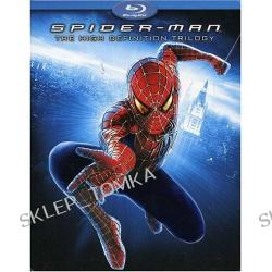 Spider-Man - The High Definition Trilogy (Spider-Man / Spider-Man 2 / Spider-Man 3) [Blu-ray] (2004)