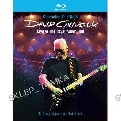 David Gilmour: Remember That Night - Live At The Royal Albert Hall [Blu-ray] (2007)