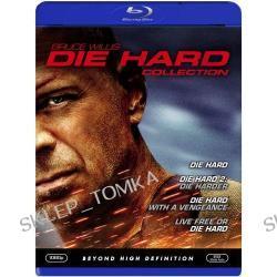 Die Hard Collection (Die Hard/ Die Hard 2: Die Harder/ Die Hard with a Vengeance/ Live Free or Die Hard) [Blu-ray] (2007)