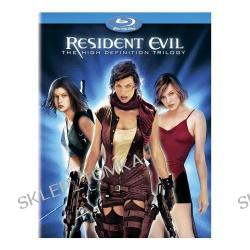 Resident Evil - The High-Definition Trilogy (Resident Evil/ Resident Evil: Apocalypse/ Resident Evil: Extinction) [Blu-ray] (2007)